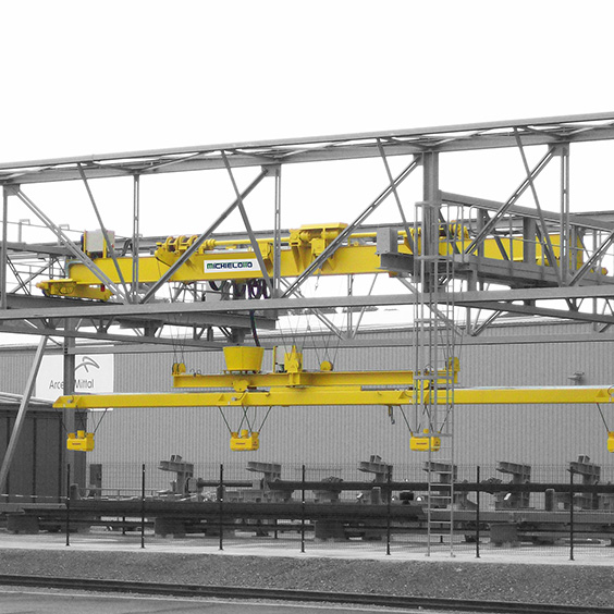 Michielotto Gantry Crane<